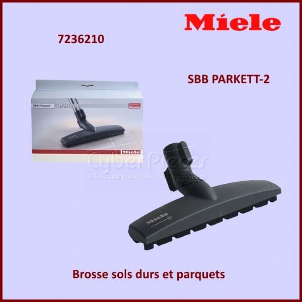 Brosse pour sols durs et parquets SBB PARKETT-2 Miele 7236210