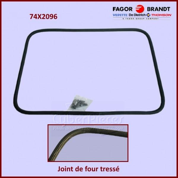 Joint tressé de façade de four BRANDT 74X2096***EPUISE***