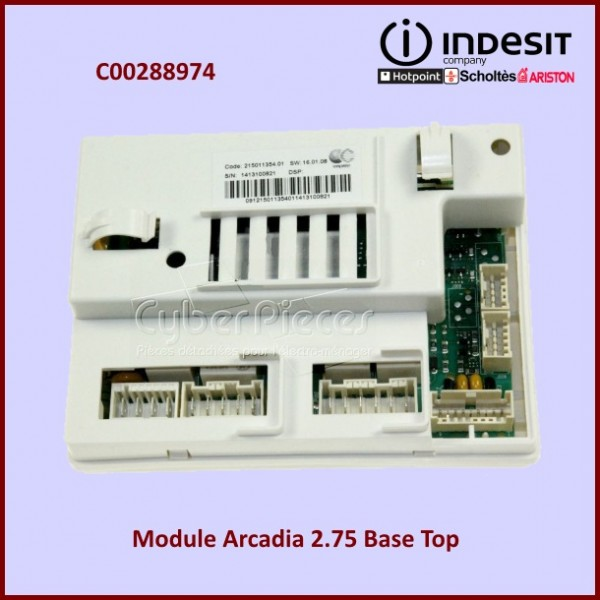 Module Arcadia 2.75 BASE TOP Indesit C00288974