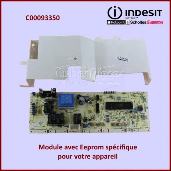 Module résinée SW132 Indesit C00093350 avec Eeprom spécifique