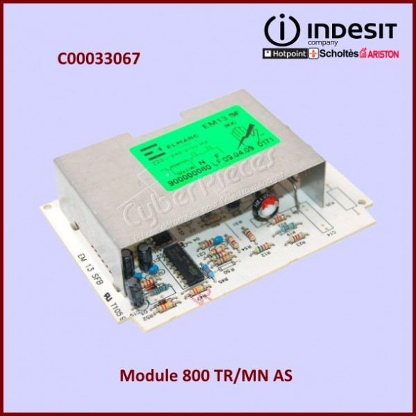 Module 800 TR/MIN AS Indesit C00033067