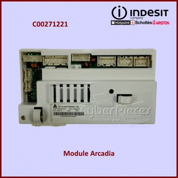 Module ARCADIA FULL CTP+ST BY  Indesit C00271221
