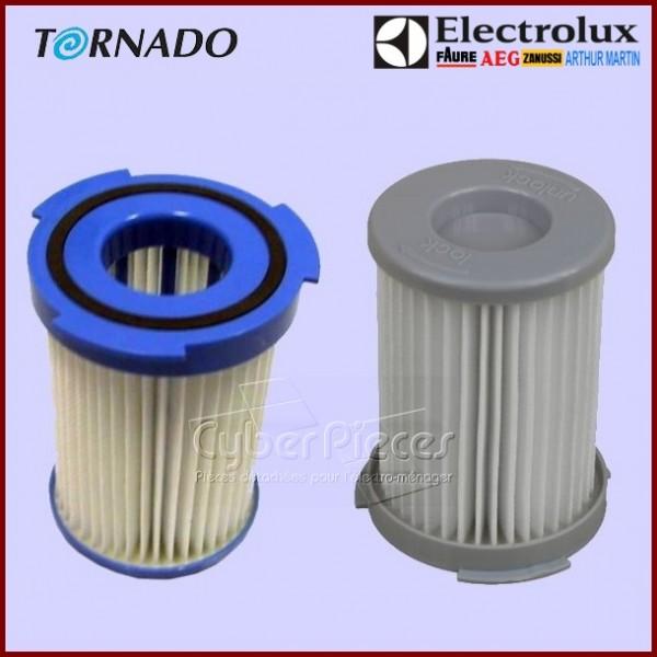 Filtre Hepa H10 Cylindrique 2191152525 Electrolux Tornado