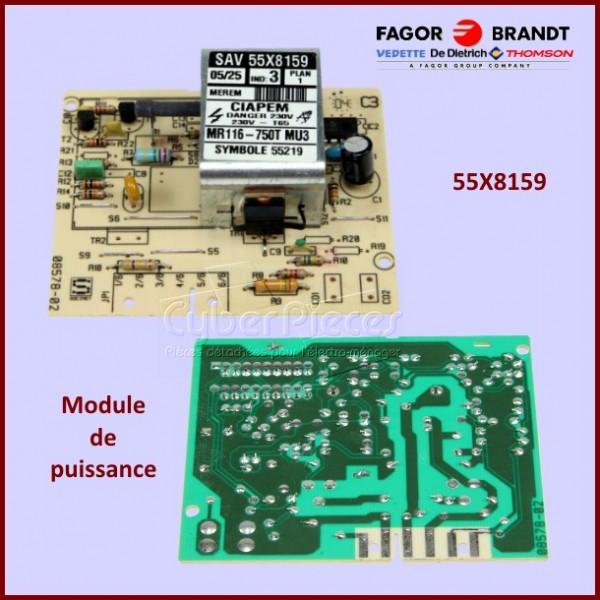 Module de Puissance Brandt 55X8159