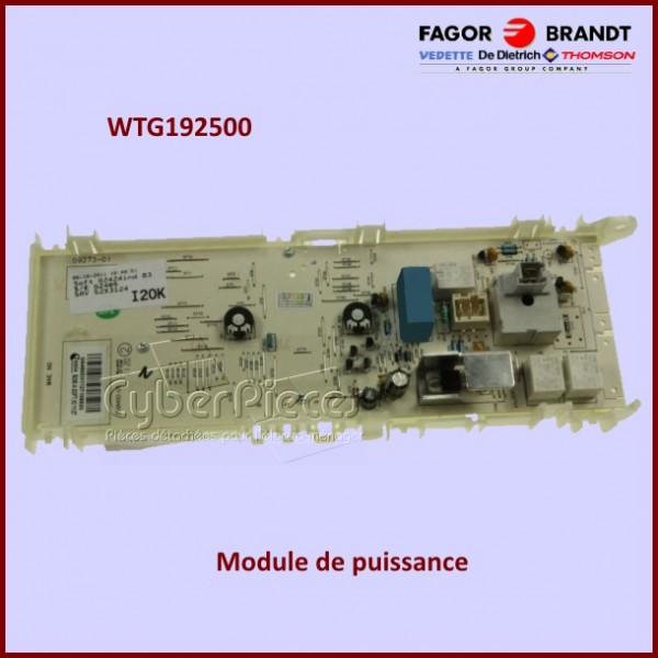 Module de puissance Brandt WTG192500
