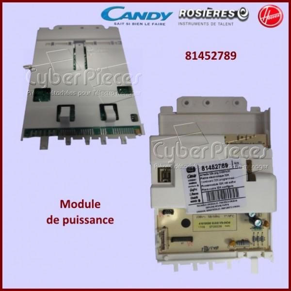 Module de puissance Candy 81452789