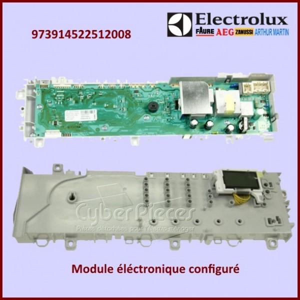 Module configuré Electrolux 973914522512008