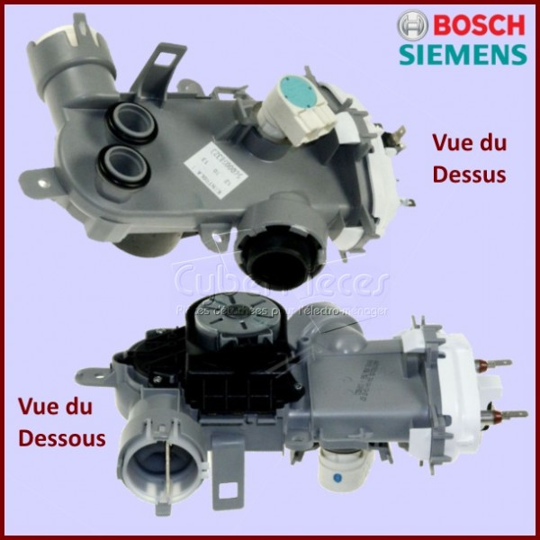 Bloc Chauffage Complet Bosch 00488856