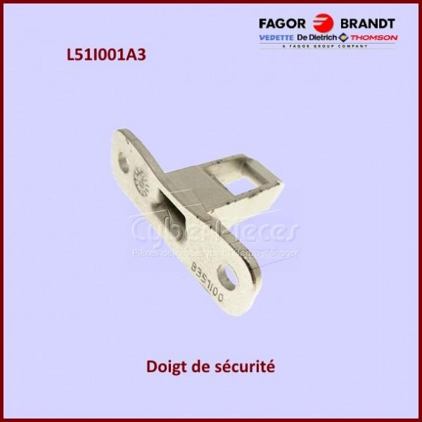 Doigt de sécurité Brandt L51I001A3