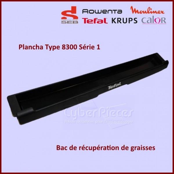 bac graisse plancha barbecue tefal ts 01032160 pour appareils divers petit electromenager. Black Bedroom Furniture Sets. Home Design Ideas