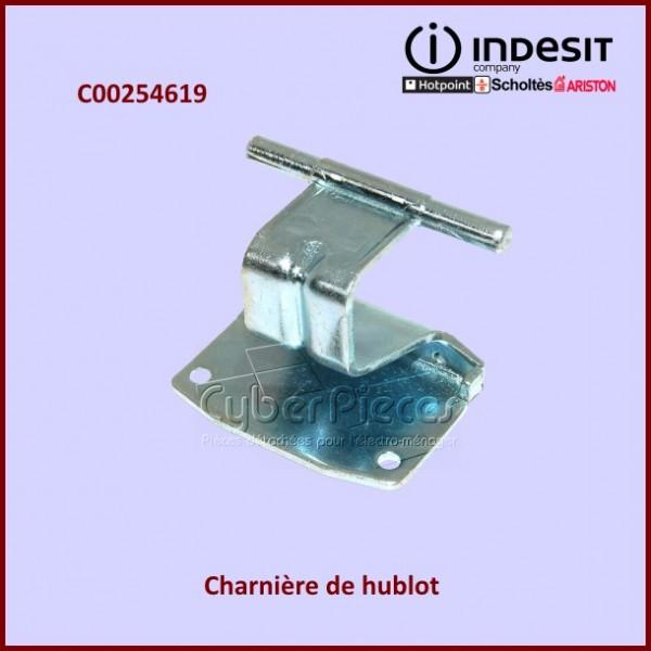 Charnière de hublot Indesit C00254619