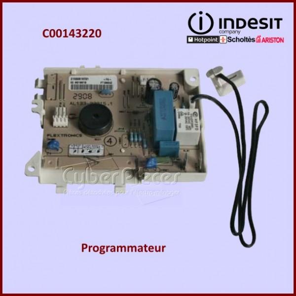Programmateur BIT100.1 'F4' ROHS + N1045048 Indesit C00143220