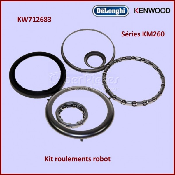 Kit roulement robot Kenwood KW712683
