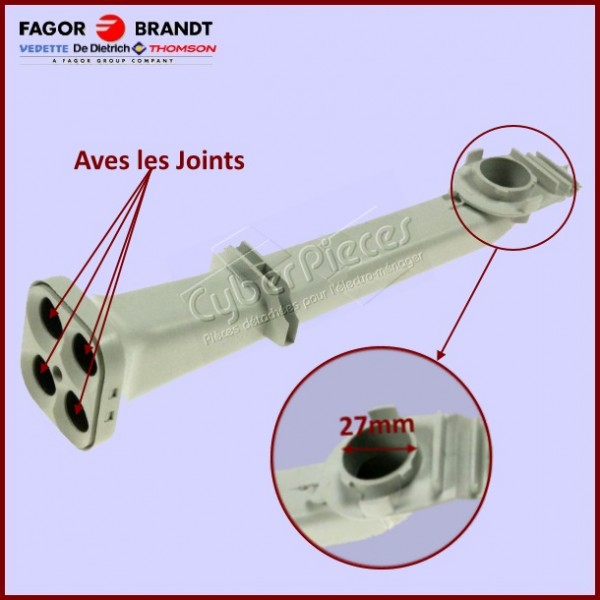 Support de moulinet Brandt 32X0263