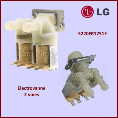 Électrovanne 2 voies Elbi - LG 5220FR1251E