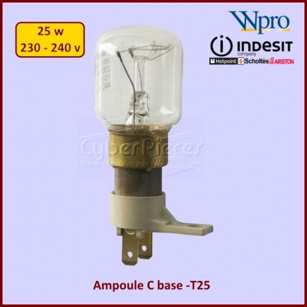 Ampoule pour micro-ondes C-base - T25 - 25W - 240V