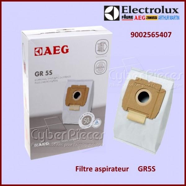 Sac aspirateur GR5 Electrolux 9002565407