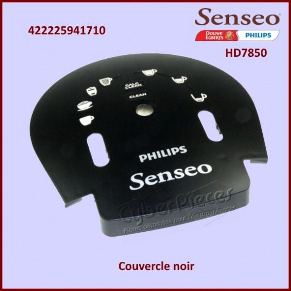 Couvercle plastique noir Senséo HD7850 - 422225941710