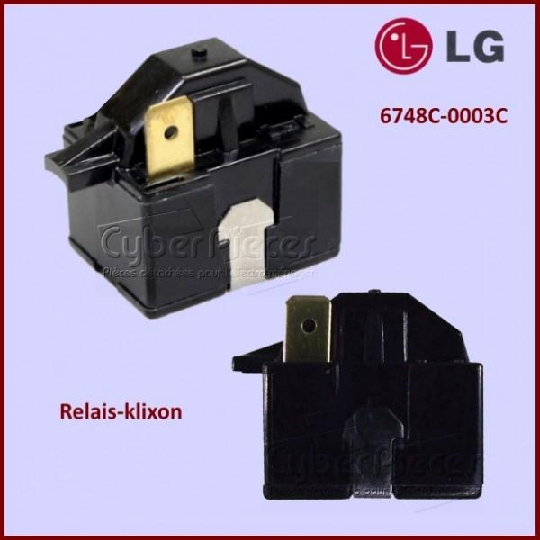 Relais klixon L.G. 6748C0003C