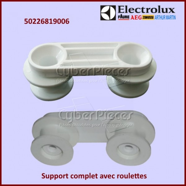 Support complet glissière Electrolux 50226819006