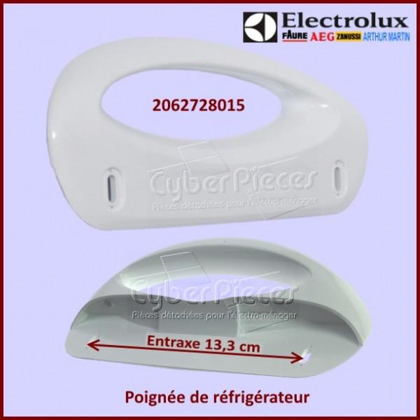 Poignée de porte entraxe 13,3 cm Electrolux 2062728015