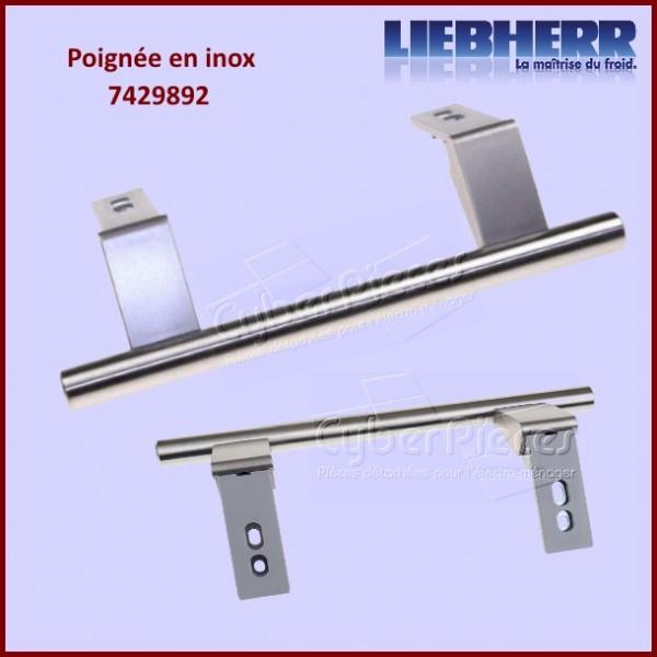 Poignée réfrigérateur Liebherr 742891600