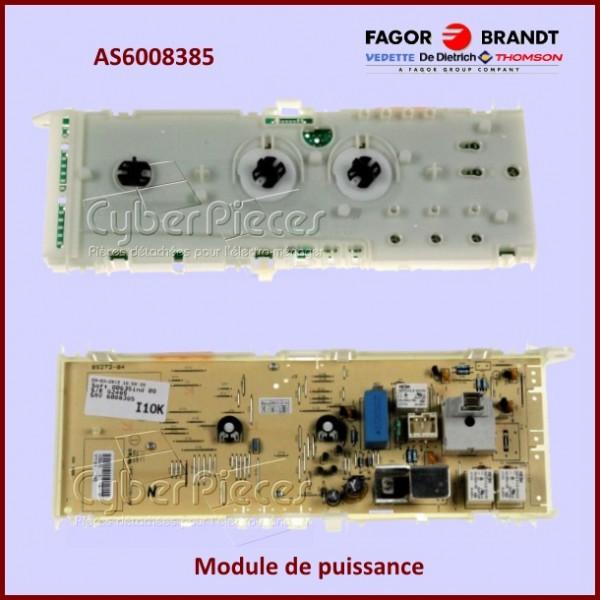Module Electronique Brandt AS6008385