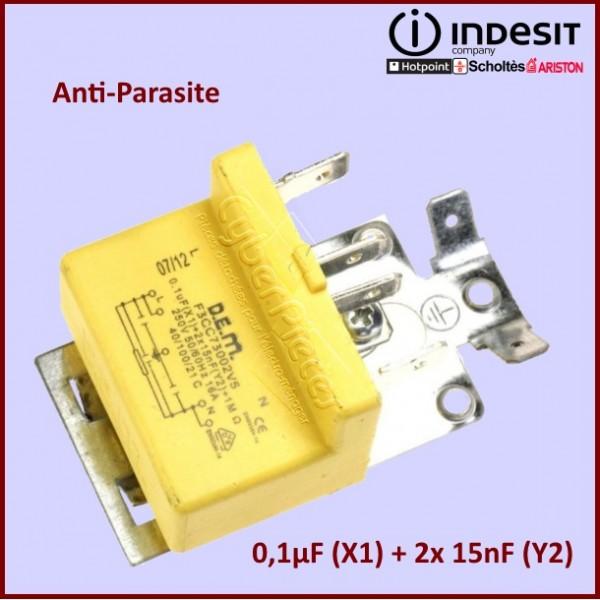 Filtre anti-parasites C00301275 Indesit