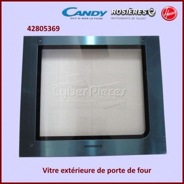 Verre extérieur de porte Candy 42805369