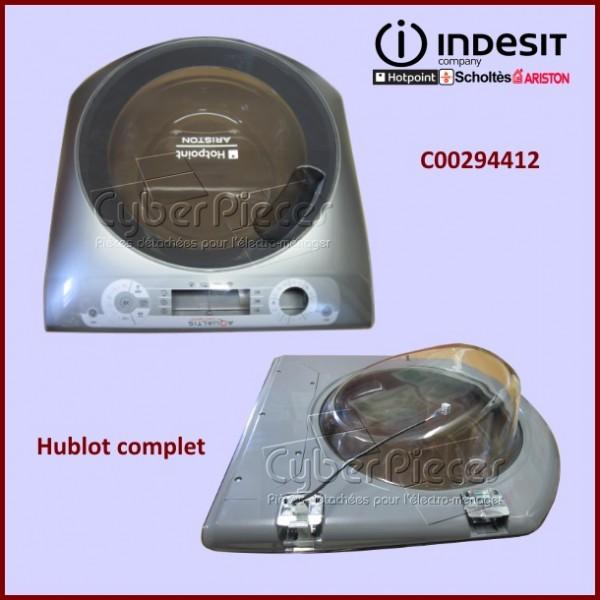 Hublot complet Indesit C00294412