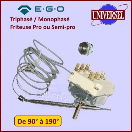 Thermostat triphasé pour Friteuse pro 55.34035.080