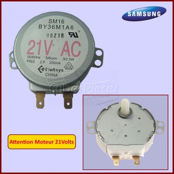 Moteur Plateau DE31-10154D Samsung