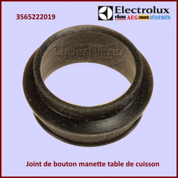 Joint bouton Electrolux 3565222019