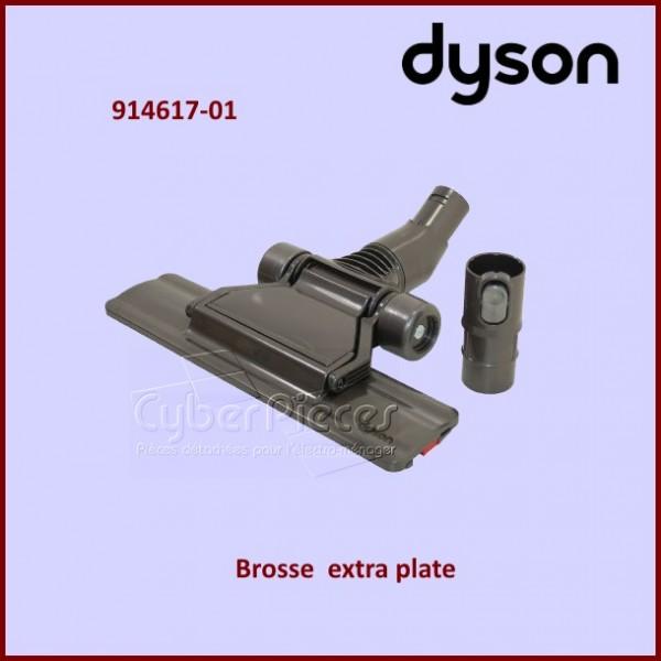 brosse extra plate dyson 91461701 pour aspirateur petit. Black Bedroom Furniture Sets. Home Design Ideas