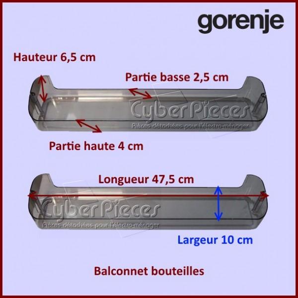 Balconnet Porte Bouteille  Gorenje 544161