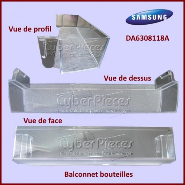 Balconnet bouteilles Samsung DA6308118A
