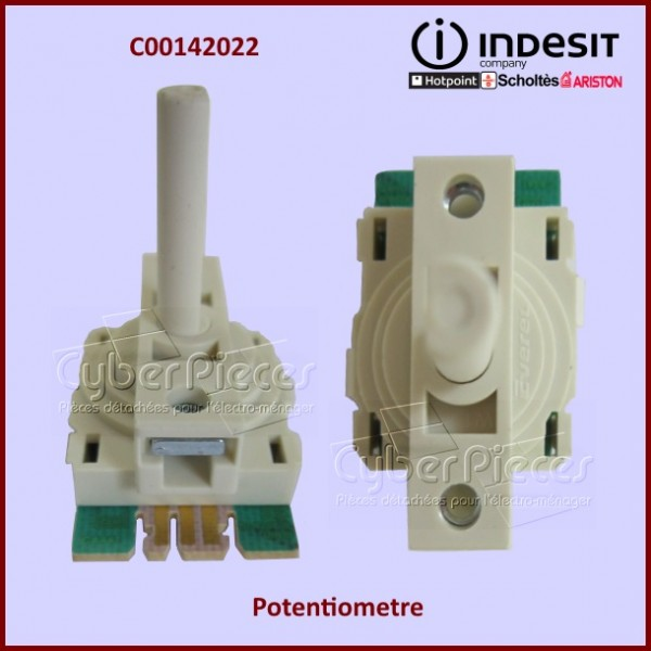 Potentiomètre de température INDESIT C00142022 (HOT2005)