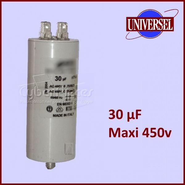 Condensateur 30µf  450v (30mf)