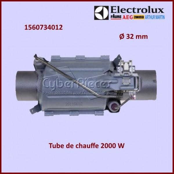Élément Chauffant  2000w Electrolux 1560734012 - Version d'origine