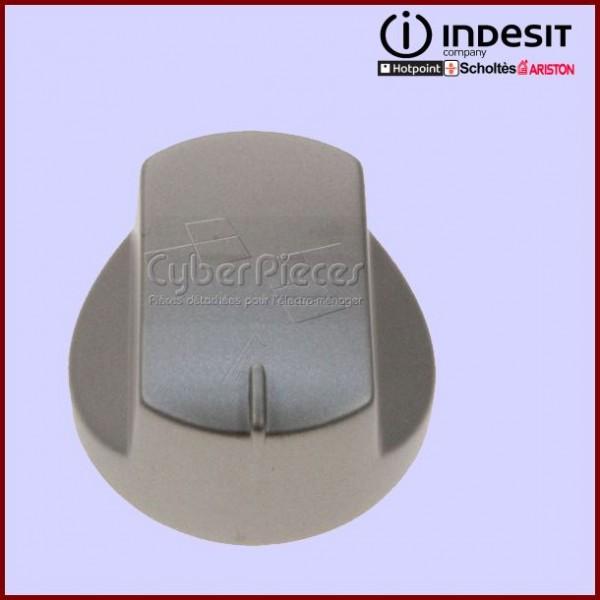 Manette Alu Robinet de gaz Indesit C00111557