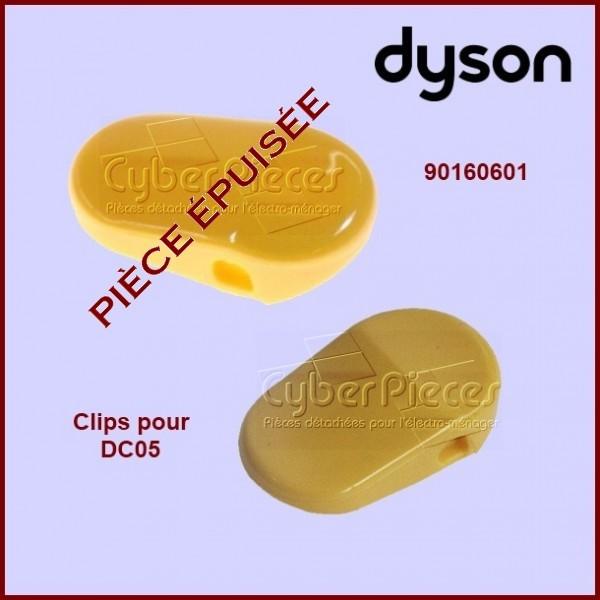 Clips jaune Dyson 90160601 ***Pièce épuisée***