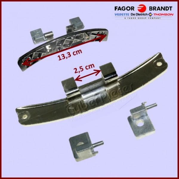 Charnière de hublot Brandt L79E001A5