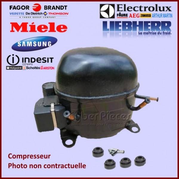 Compresseur HMK95AA Gaz R600 1/5 CV