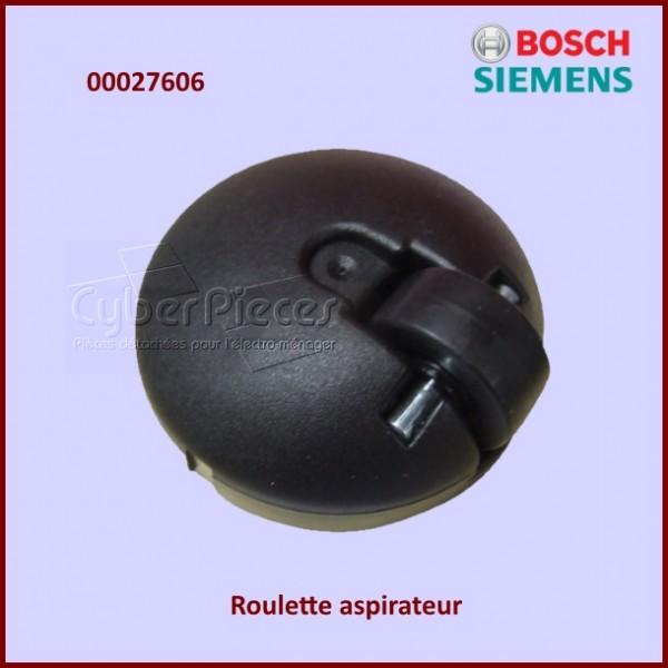 Roulette d'aspirateur Bosch 00027606
