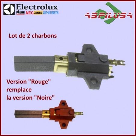 Charbon avec support 32x11x6,5mm Aspilusa / L1-13