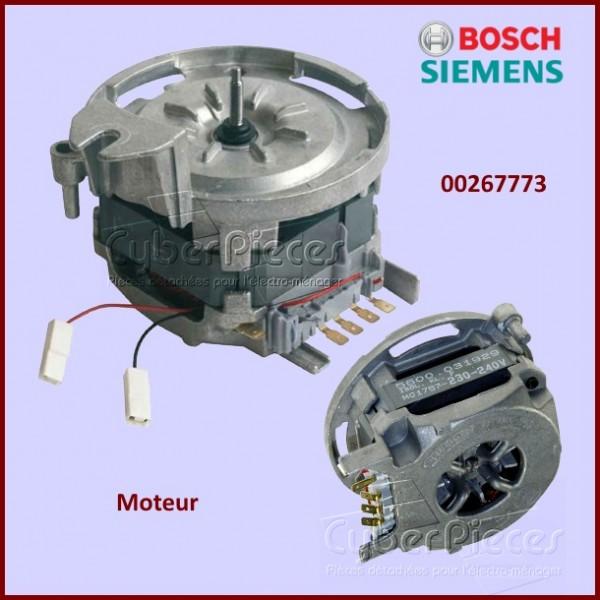 Moteur de pompe de cyclage Bosch 00267773