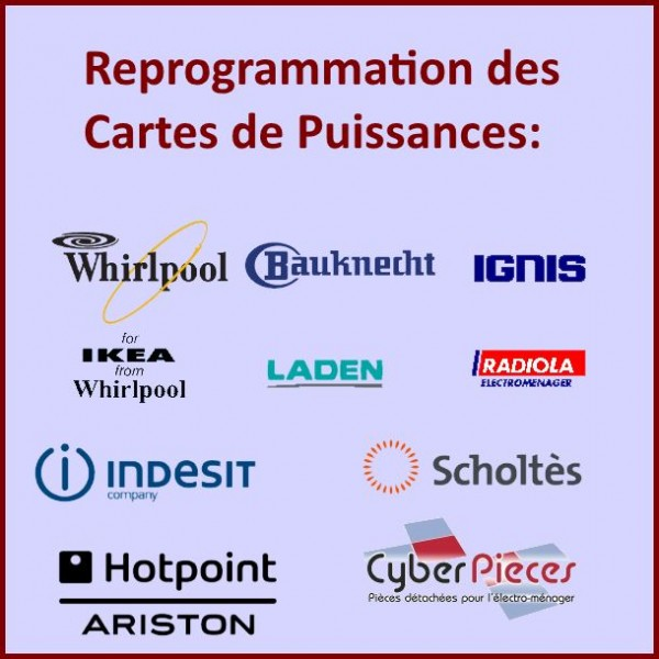 Reprogrammation des Cartes Electroniques