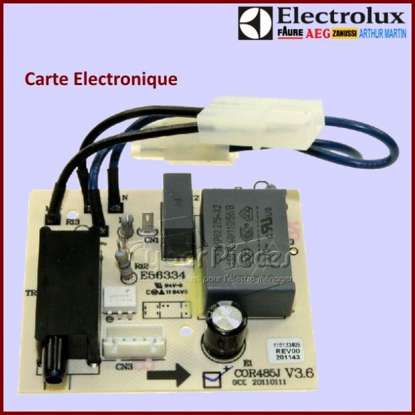 Carte Electronique 1181334077 aspirateur ELECTROLUX