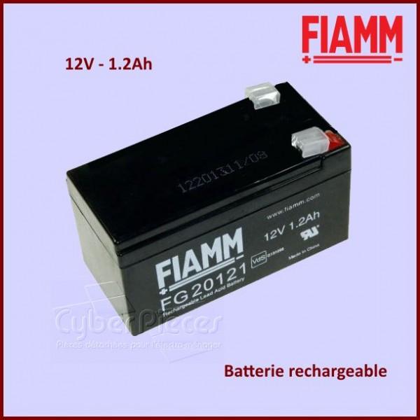 Batterie Fiamm 12V - 1.2Ah FG20121