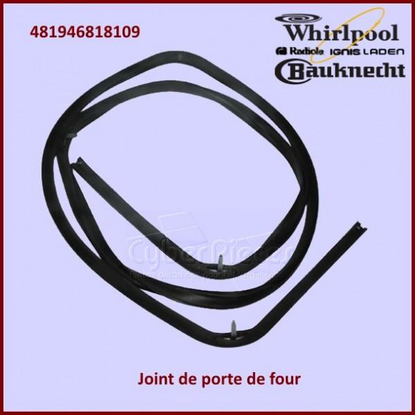 Joint de façade de four Whirlpool 481946818109